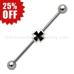 Adjustable Iron Cross Industrial