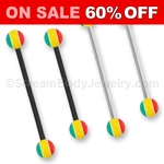Rasta Industrial Barbells